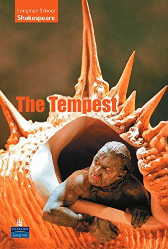 The Tempest (LONGMAN SCHOOL SHAKESPEARE)