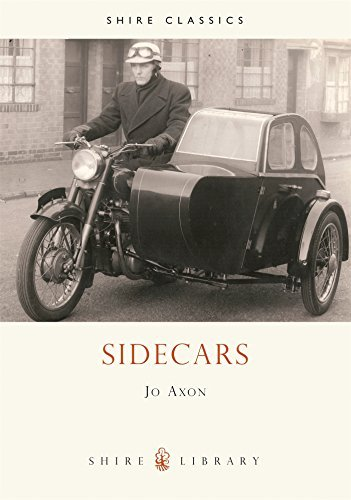 Sidecars (Shire Library) by Jo Axon (2008-03-04)