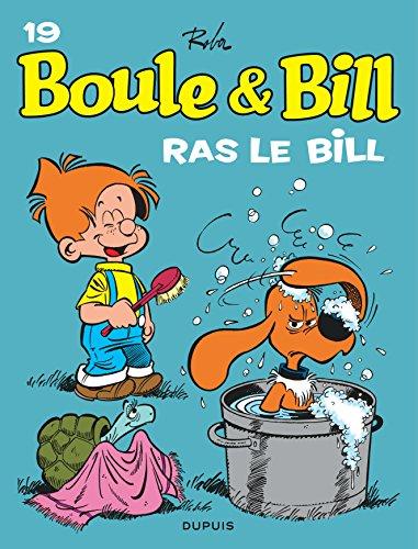 Boule et Bill, T19: Ras le Bill