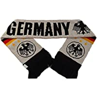Football Scarves - Germany International Soccer Scarf for World Cup Qualification Campaign