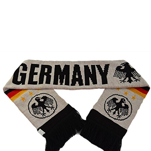 Fußball Schals-England Frankreich Italien Deutschland Euro 2016Fans Nationalmannschaften Merchandise GERMANY