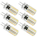 Kakanuo Pack DE 6 G4 3W Ampoule LED R...