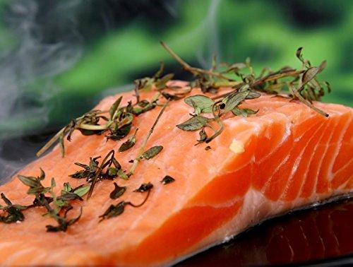 Salmone affumicato norvegese 120g (filetto)
