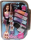 #6: Beautiful Winni Magic Hair Doll set
