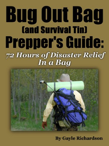Bug Out Bag: What Should a Prepper Pack For Those Critical First 72 Hours
