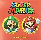 Super Mario Brothers 2015 Wall Calendar by Nintendo (2014-08-12)