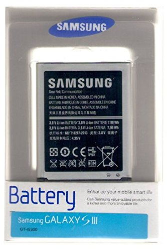 BATTERIA ORIGINALE SAMSUNG GT-I9301 GALAXY S3 NEO EB-L1G6LLUCSTD IN BLISTER