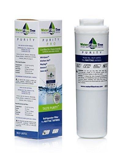 Quoprolancy wlf-ukf01Ersatzfilter für Maytag UKF8001PUR Kühlschrank Wasser Filter; (von fuelperk 5 (Kühlschrank-filter Ukf8001 Pur)