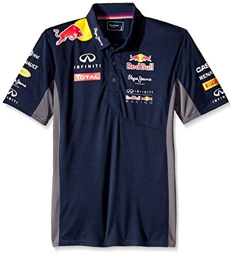 infiniti-red-bull-racing-camiseta-tecnica-official-teamline-azul-oscuro-4-anos-104-cm