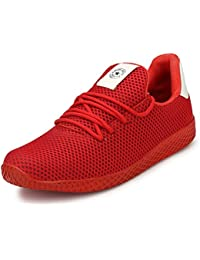 Fucasso Men's Mesh Outdoor Sneakers Sports Shoes/Casual Shoes