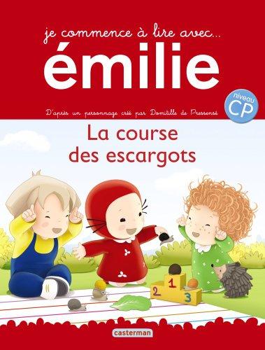 Emilie, Tome 8 : La course des escargots