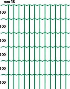 DRAHTGITTER GRÜN PAMPLONA 1520MM 25M