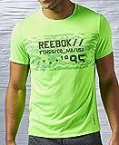 Reebook Wor Prem Grph Tech Top Herren T-Shirt