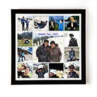 You can type any text in the photo and shower your love towards your loved ones by presenting them this photo frame.