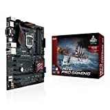 Asus H170 Pro Gaming Intel Scheda Madre 1151, DDR4, Nero