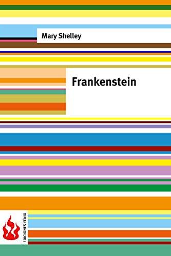 Frankenstein: (low cost). Edición limitada (Ediciones Fénix) (Spanish Edition)