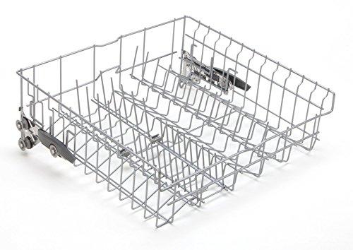 DREHFLEX® - Korb31 - oberer Geschirrkorb/Korb für diverse Geschirrspüler/Spülmaschinen aus dem Hause Bosch/Siemens/Neff/Constructa - passend für Teile-Nr. 685076/00685076