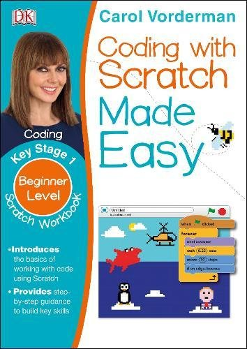 Computer Coding Scratch Made Easy (Made Easy Workbooks) por Vv.Aa.