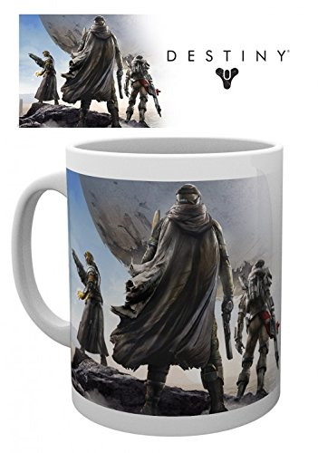 Destiny - Key Art Tazza Da Caffè Mug (9 x 8cm)