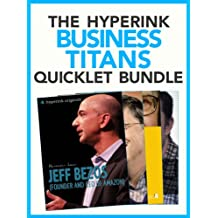 The Business Titans Biography Bundle (Jeff Bezos, Bill Gates, Warren Buffett, Elon Musk) (English Edition)