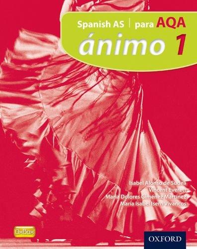 Ánimo: 1: Para AQA Student Book