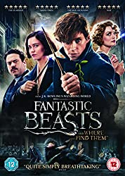 Fantastic Beasts and Where To Find Them (+ Digital Download) [2016] [DVD]