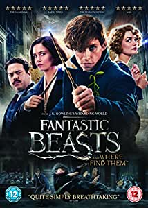 Fantastic beast and where to find them release date in Hamilton