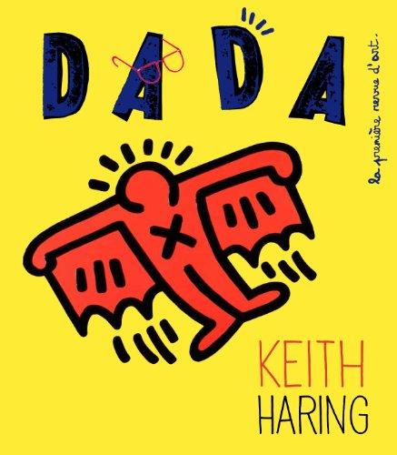 Dada, N° 182, Avril 2013 : Keith Haring
