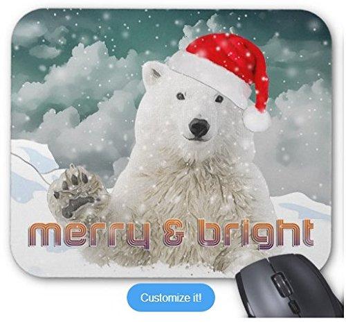 y Weihnachten Mauspad 9,84 x 11,8 Zoll ()
