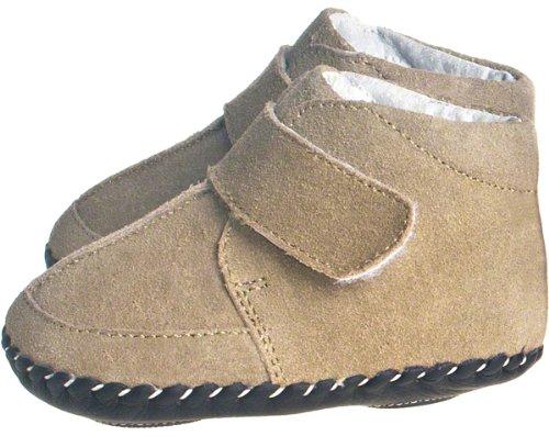 Mon Petit Shoe , Baby Jungen Krabbelschuhe & Puschen Beige beige beige