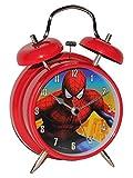 Die besten Spiderman Wecker - Kinderwecker - The Amazing Spider-Man - für Kinder Bewertungen