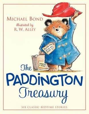 By Bond, Michael ( Author ) [ The Paddington Treasury: Six Classic Bedtime Stories By Jul-2014 Hardcover