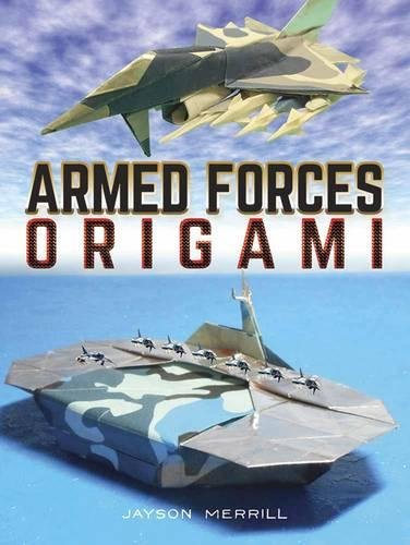 Armed Forces Origami (Modell Privat-jet)