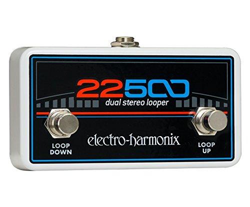 ELECTRO HARMONIX 22500 FOOTCONTROLLER · ACCESORIOS EFECTOS