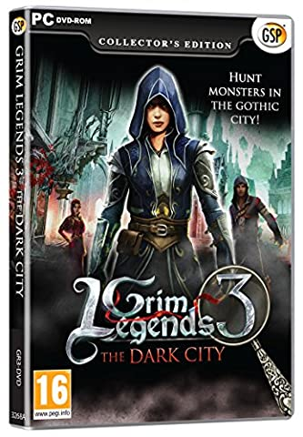 Grim Legends 3 - The Dark City (PC DVD)