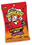 Warheads Hothead Extreme Heat Worms