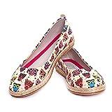 Owls Ballerinas Shoes FBR1181