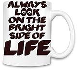 Bright side Kaffee Becher