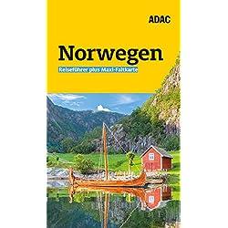 ADAC Reiseführer plus Norwegen: mit Maxi-Faltkarte zum Herausnehmen Autovermietung Norwegen