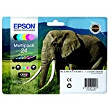 Epson C13T24284011 Tintenpatronen Original, Multipack