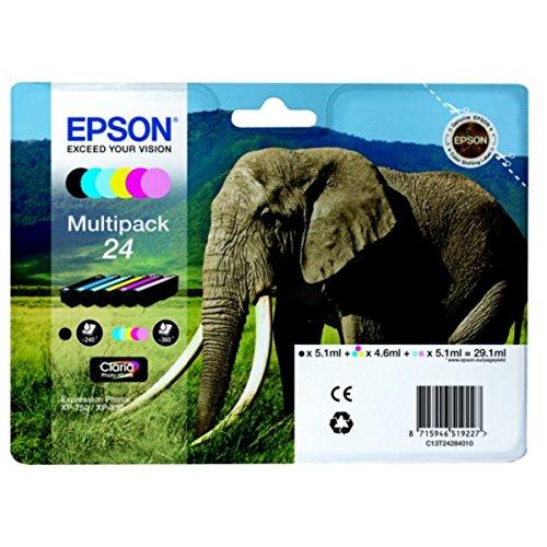 Preisvergleich Produktbild Epson C13T24284011 Tintenpatronen Original, Multipack