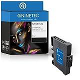 Original NINETEC NT-R41K Tintenpatrone Kompatibel zu Ricoh GC41 Black