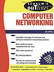 Schaum's Outline of Computer Networking (Schaum's Outline Series) by Ed Tittel (2002-07-01)