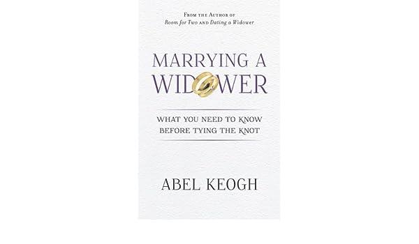 Dating a widower tips certification