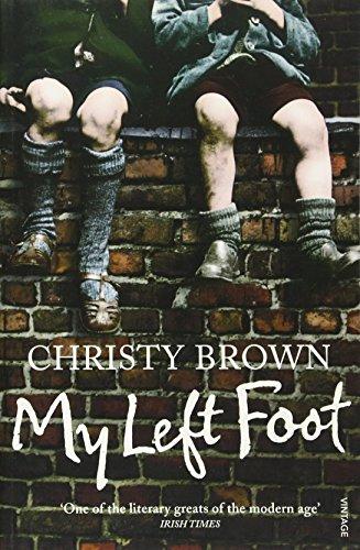 My Left Foot - Book Mark Bell,