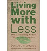 [ { Living More with Less (Anniversary) } ] BY ( Author ) Nov-2010 [ Paperback ]