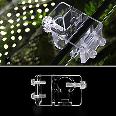 Jiamins Halterung für Schlauch für Wasserschlauch aus Acryl für Aquarium