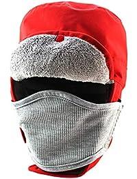 GAZHFERY Cappello da Bombardiere Russo da Caccia Trooper Trapper Winter  Bambino c2fb8cac1e88