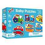 Galt Toys New Baby Puzzles, Transport