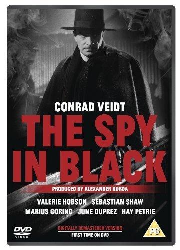 Preisvergleich Produktbild The Spy In Black [DVD] [UK Import]